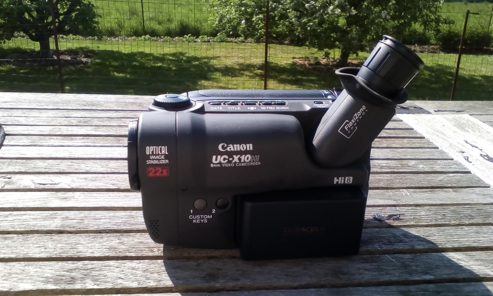 camescope canon complet 0 Estrun (59)