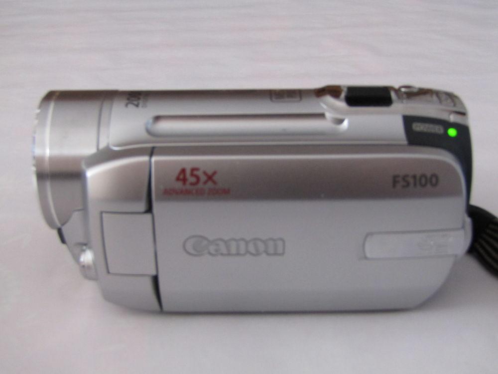 Camescope Canon  60 Gauchy (02)