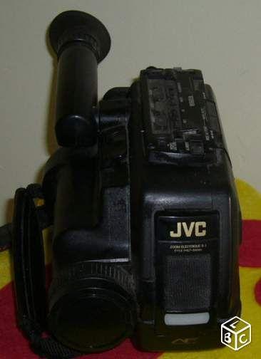 camescope cassette vhsc JVC GR-AX15S piéces 25 Versailles (78)