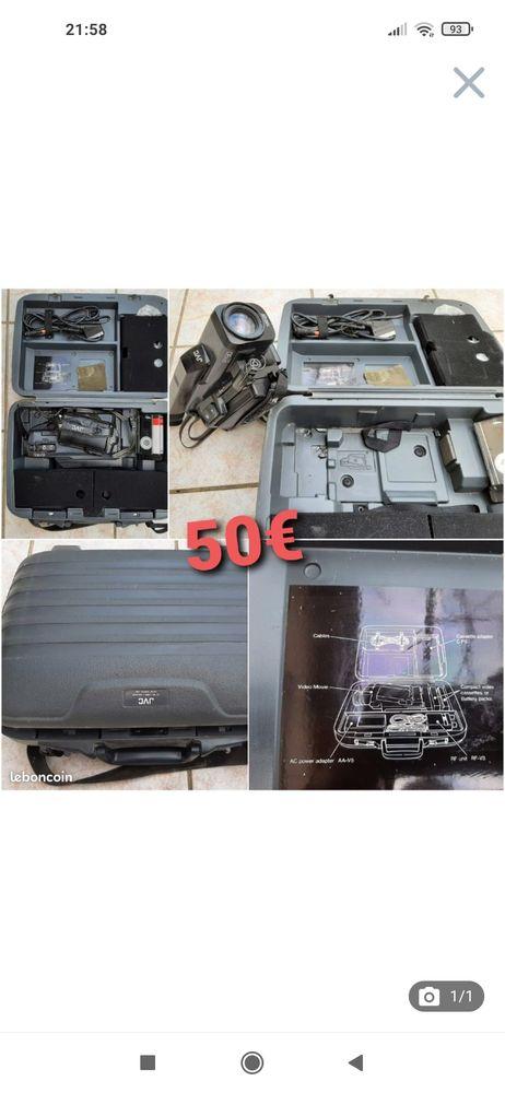 camescope cassette VhS 45 50 Bobigny (93)