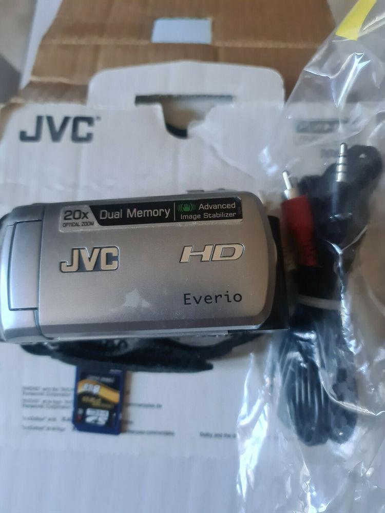 CAMESCOPE JVC EVERIO GZ-HM300 (pour piéces) 100 Paris 1 (75)