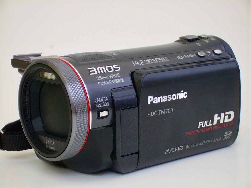 Camescope full HD Panasonic TM700 150 Montarnaud (34)