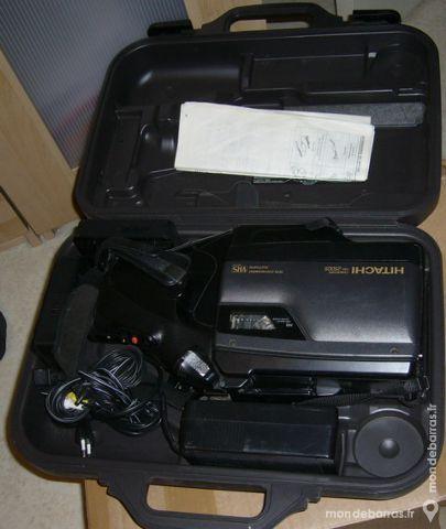 caméscope hitachi VHS VM-2400s à régler 65 Versailles (78)