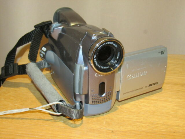 camescope mini-dv canon à réparer ou piéces 0 Versailles (78)