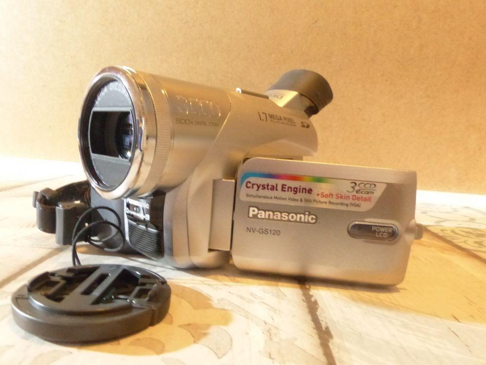 Caméscope Panasonic NV-GS120 Mini DV 155 Évry (91)