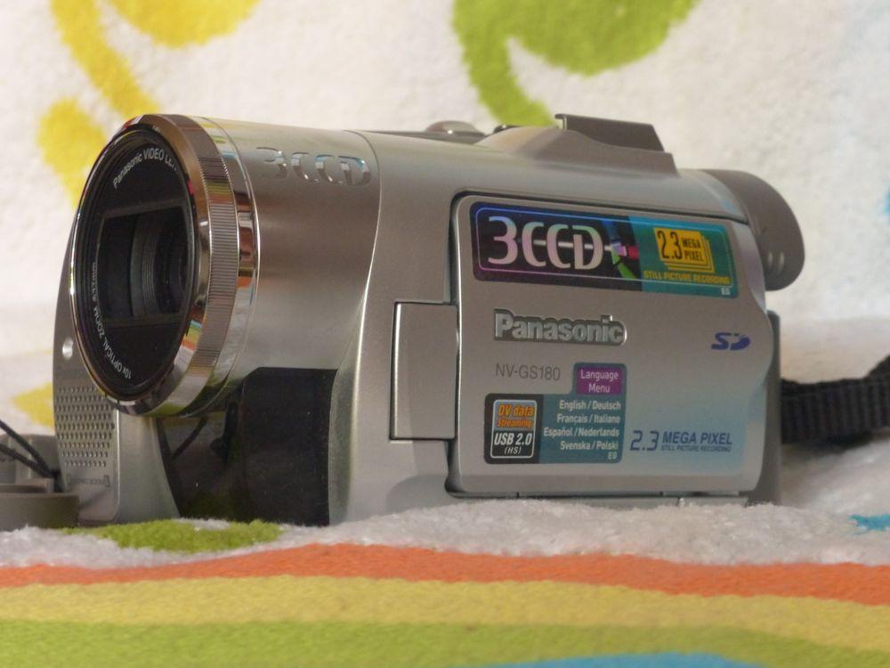Caméscope Panasonic NV-GS180 Mini DV 145 Évry (91)