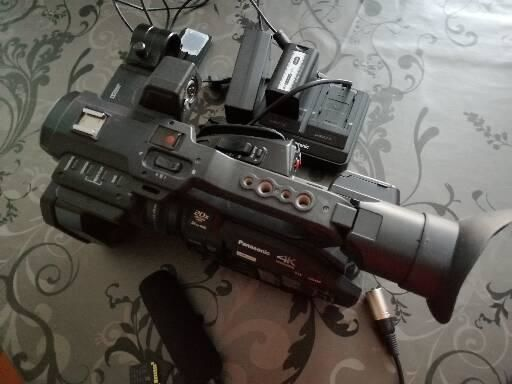 Caméscope de poing Panasonic 4K HC-X1  2500 Strasbourg (67)