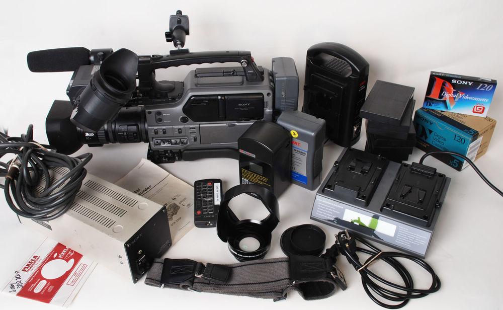 Camescope professionnel Sony ref. DSR 250P 0 Saint-Quentin (02)