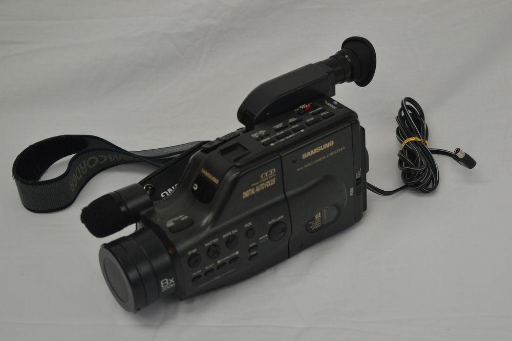Camescope 8mm recorder Samsung VP-E807 49 Versailles (78)