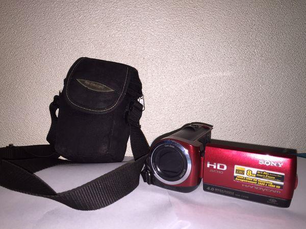 caméscope Sony HDR-CX105E. .  0 Nice (06)