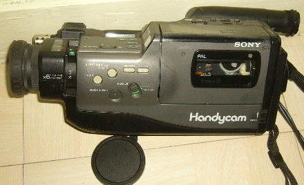 camescope sony 8mm CCD F330E  A REPARER 38 Versailles (78)