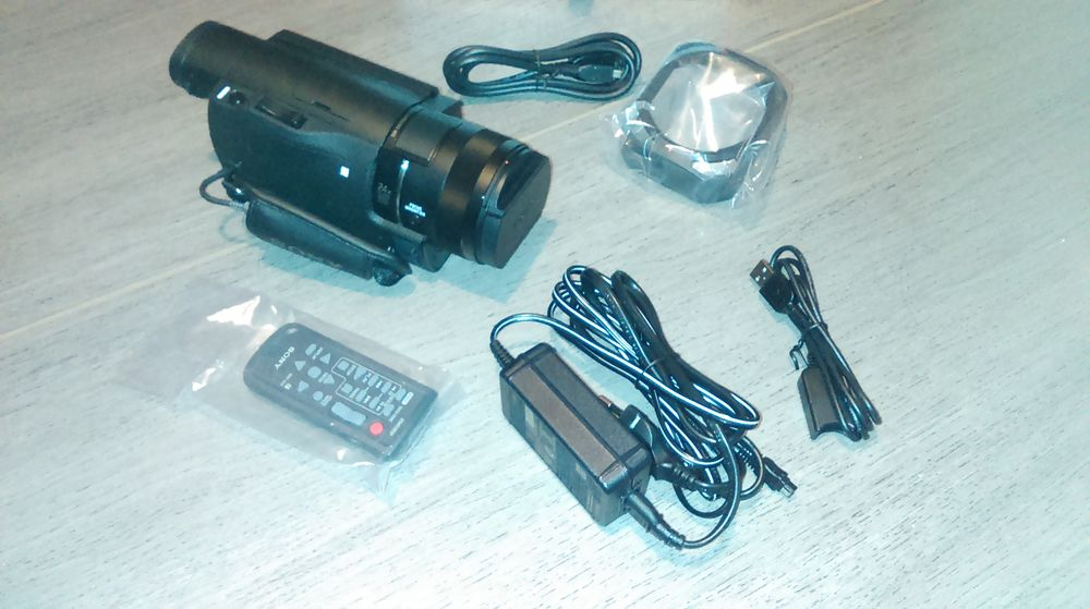 Camescope Sony Full HD 1080 HDR CX900E 650 Bourg-lès-Valence (26)