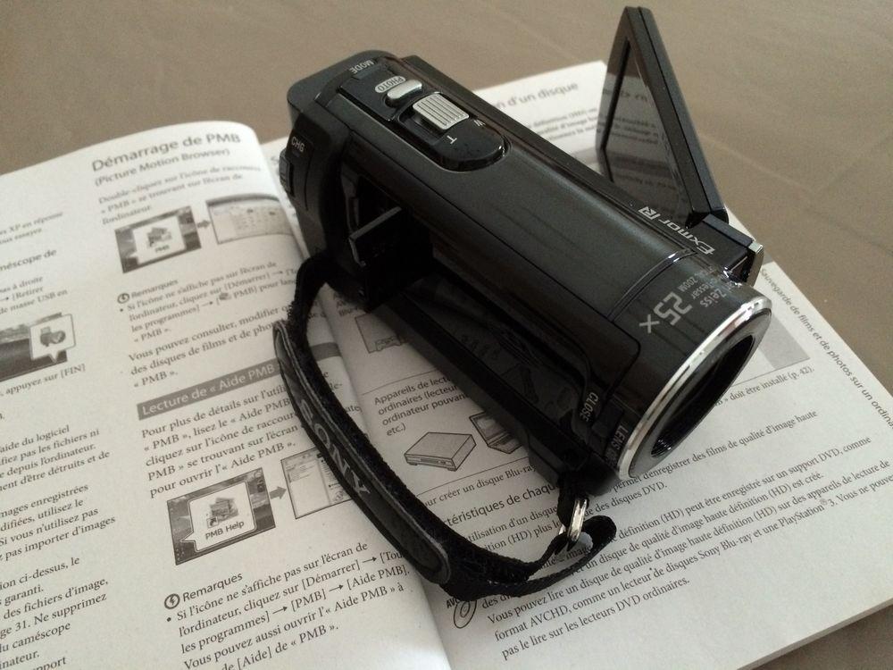Camescope Sony Handicap HDR CX115 full HD 100 Brest (29)