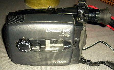 3 camescopes à réparer JVC VHSC et mini-dv 0 Versailles (78)
