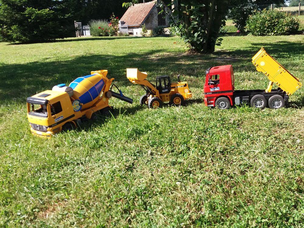 lot camion bruder 10 Cherreau (72)