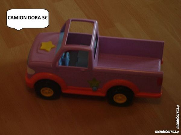 Camion Dora 5 Milly-sur-Thérain (60)