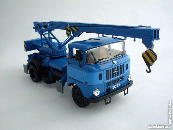 camion grue IFA W50 miniature 1/43 Ixo Neuf boite 33 Guînes (62)