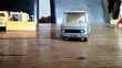 Camion Mercedes miniature type 509/609