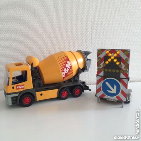 Playmobil occasion dans le val de marne 94 annonces - Camion toupie playmobil ...
