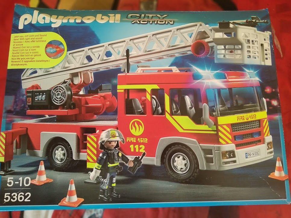 CAMION POMPIER LEGO 5362 30 Le Petit-Quevilly (76)