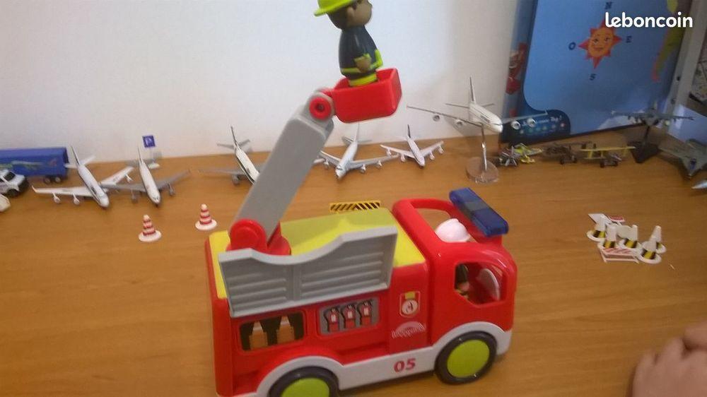 Camion pompier 5 Beuzeville (27)