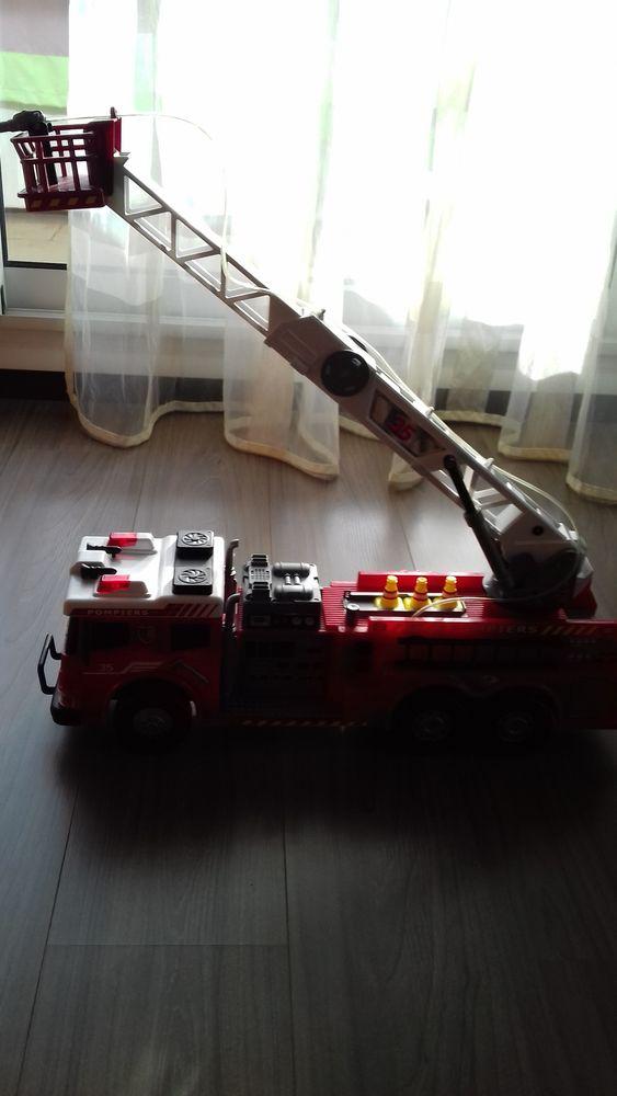 Camion Pompiers Jeux / jouets