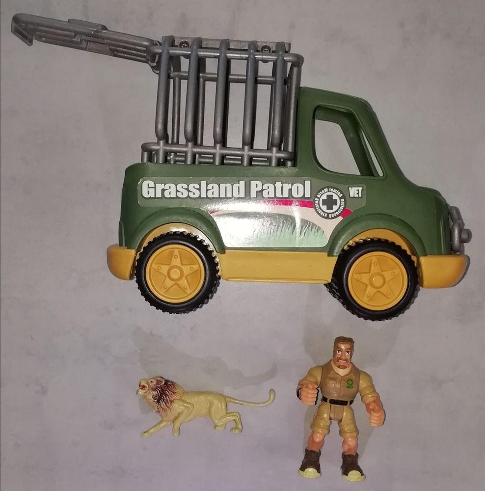 Camion safari Jeux / jouets