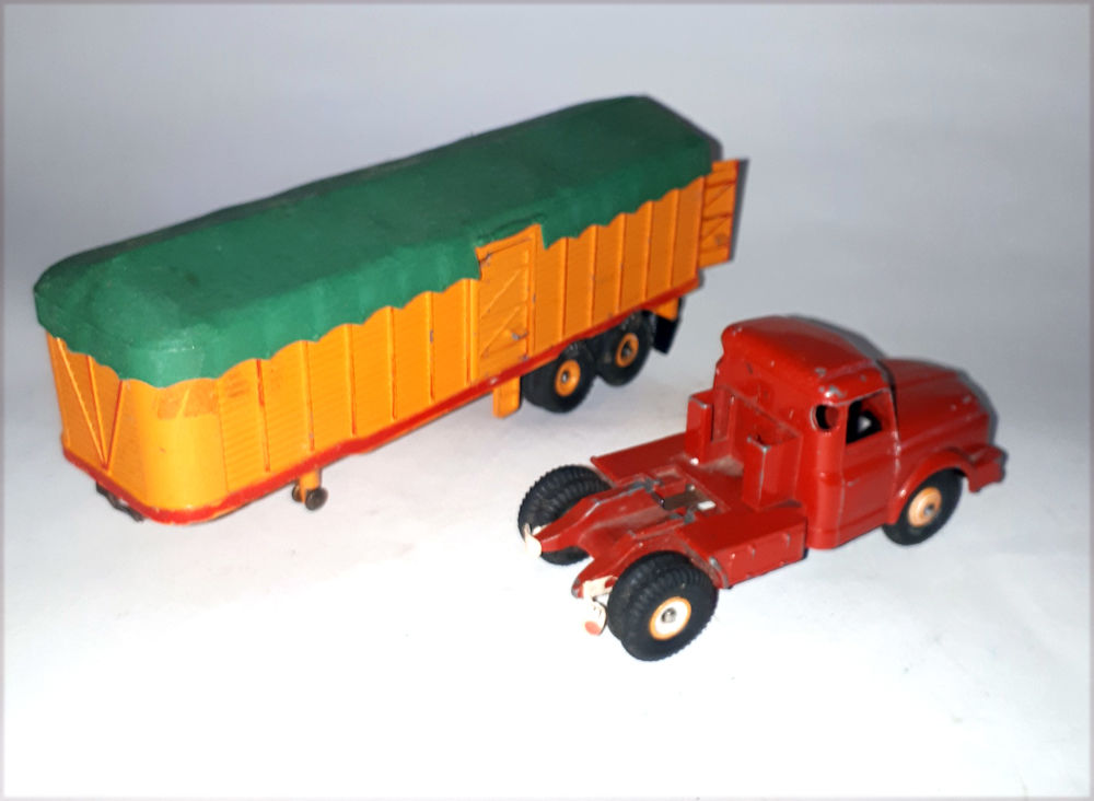 Camion semi remorque DINKY SUPER TOYS bon état 45 Lyon 1 (69)