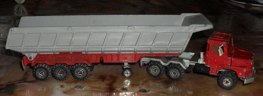 Camion Truck Scania Majorette au 1/60 15 Montreuil (93)