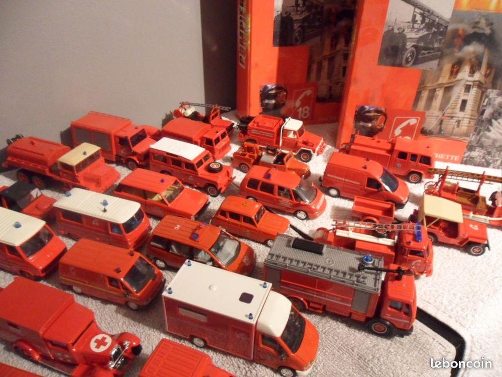 Camions de pompiers miniature 5 Villebon-sur-Yvette (91)