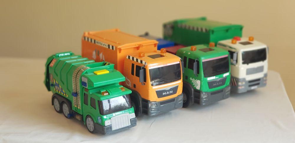 4 camions pour enfants 25 Nice (06)