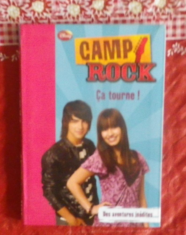 CAMP ROCK T2 CA TOURNE 2 Attainville (95)