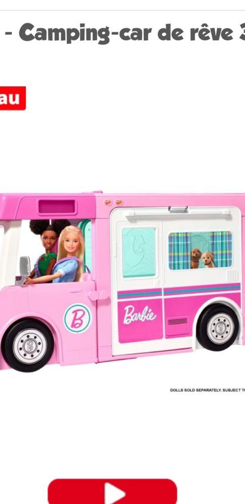 Camping car Barbie 80 Sarcelles (95)