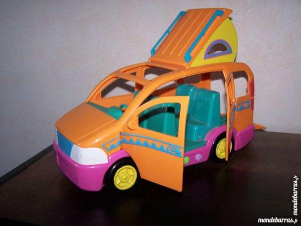 Camping car DORA l'exploratrice Jeux / jouets