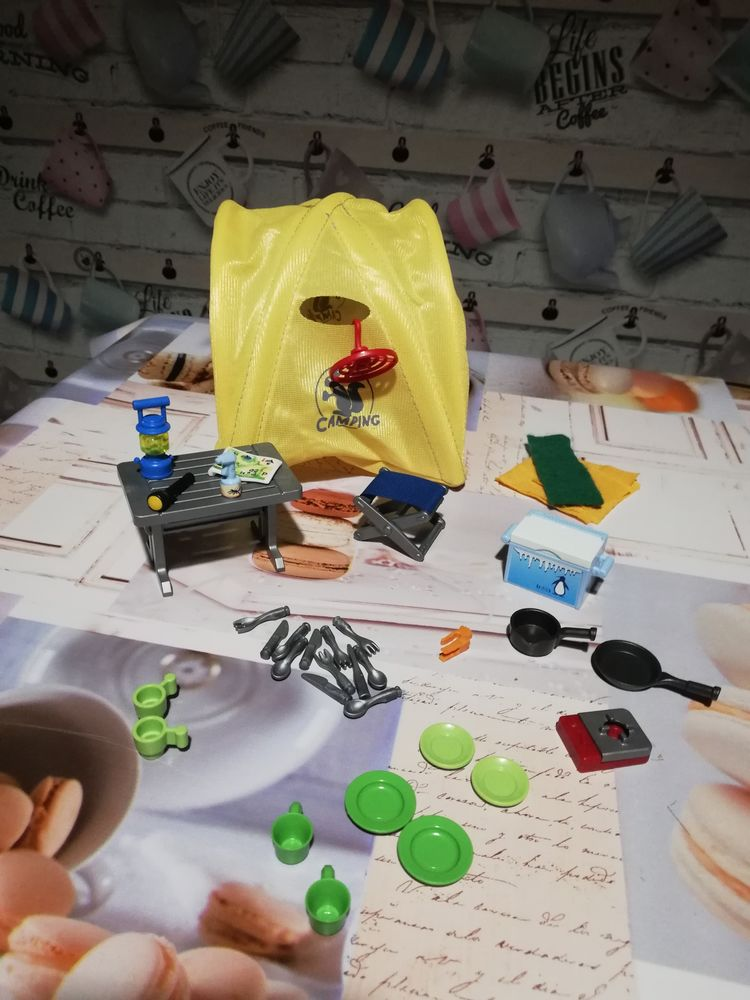 camping playmobil 20 Le Grand-Quevilly (76)