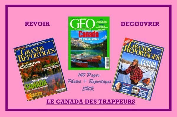 LE CANADA des trappeurs / prixportcompris 13 Lille (59)