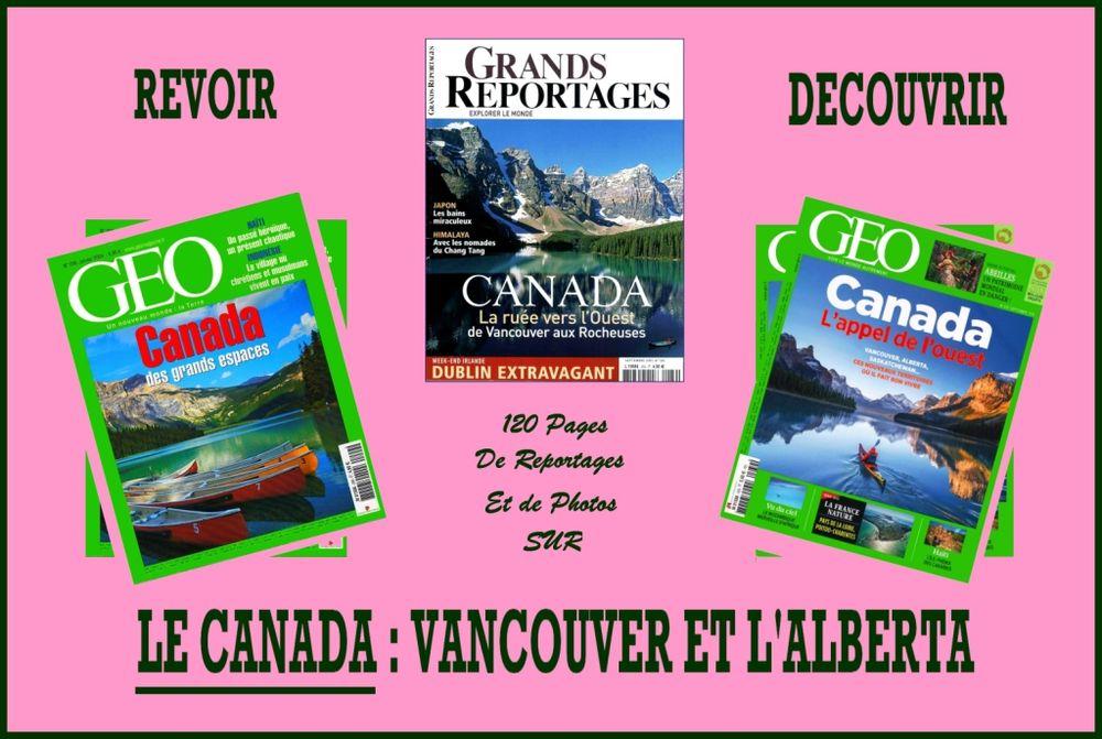 CANADA - géo - VANCOUVERT / prixportcompris 13 Paris 10 (75)