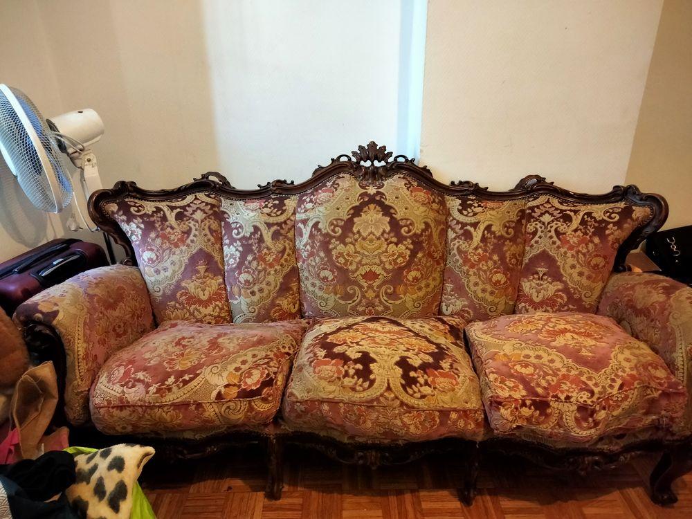 Canapé ancien 150 Roanne (42)