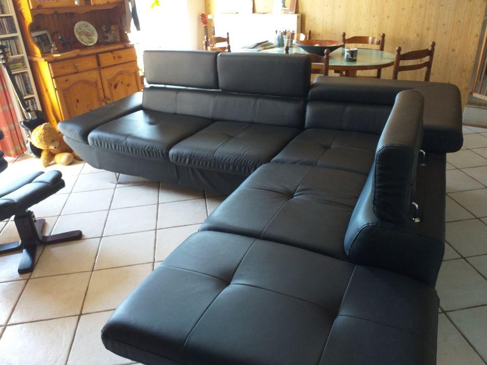 canapé d'angle 6places + fauteuil  450 Plouharnel (56)