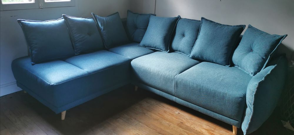 Canapé d'angle bobochic lena Meubles