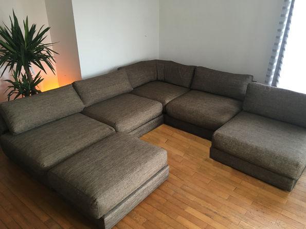 canap s d 39 angle modulable occasion montreuil 93 annonces achat et vente de canap s d 39 angle. Black Bedroom Furniture Sets. Home Design Ideas