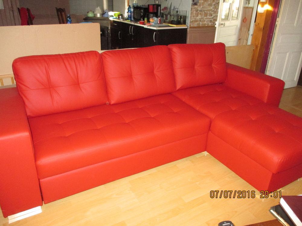 canap s d 39 angle occasion en auvergne annonces achat et vente de canap s d 39 angle paruvendu. Black Bedroom Furniture Sets. Home Design Ideas