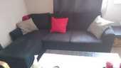 canapé d'angle convertible+coffre de rangement 220 Bois-Colombes (92)