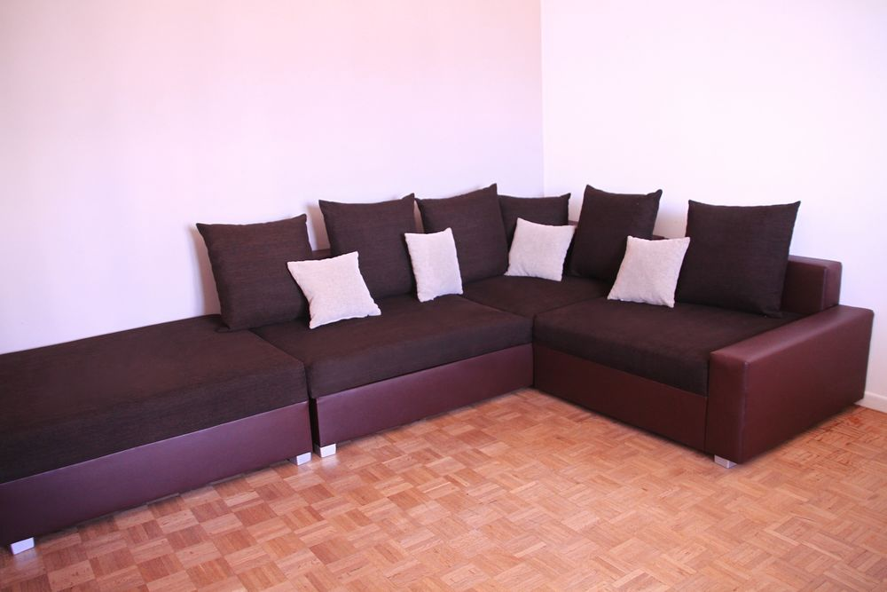 Achetez canap d 39 angle occasion annonce vente paris 75 wb155514708 - Couverture canape d angle ...