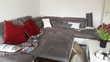 Canapé d'angle Convertible, 5 places Meubles