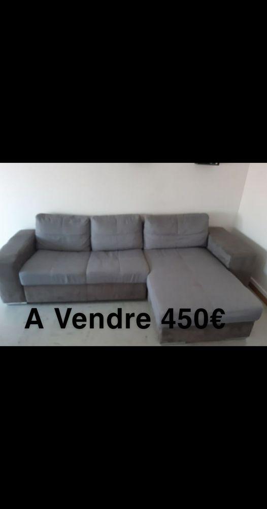 Canapé d'angle convertible  450 Drancy (93)
