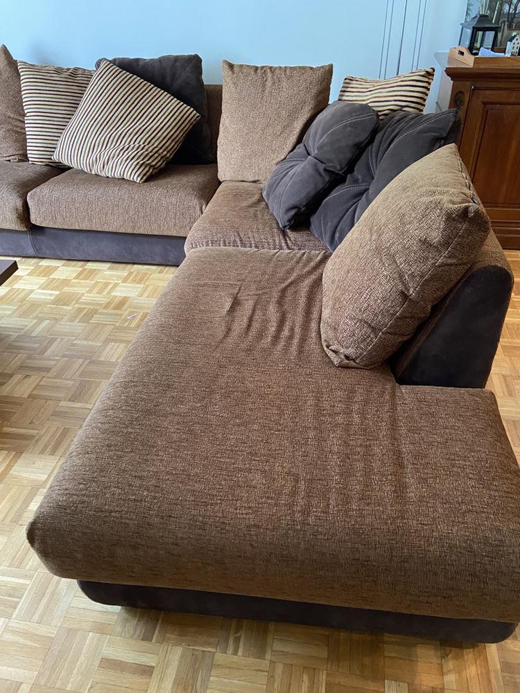 Canapé d'angle convertible   Disponible à partir du 02/08/21 500 Paris 18 (75)