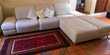 Canapé d'angle cuir, haut de gamme Musterring Meubles