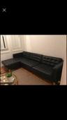 Canapé d'angle cuir  600 Paris 9 (75)