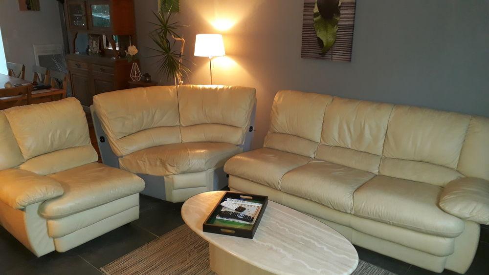 Canapé d'angle cuir 0 Neuville-en-Ferrain (59)